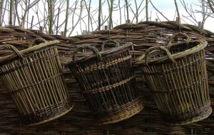 Traditional Willow baskets